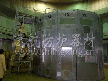 核电站安装
